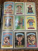 Garbage Pail Kids Card Collection Topps 1985 Rare Collector Cards Retro 80andrsquos