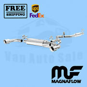 Exhaust - System Kit Magnaflow Fits Jeep Cherokee 2014-2017