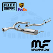 Exhaust - System Kit Magnaflow Fits Mazda 3 10-13 High Quality Best Power