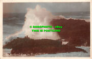 R464902 358. Hartland Quay In Rough Weather. G. S. Reilly. Rp