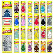 Pack Of 48 Little Trees Car Home Office Hanging Air Freshener Scents Car
