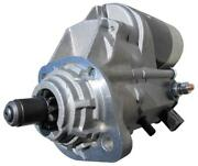 New Starter Fits John Deere Agricultural And Industrial Equipment Re19275 Re1694