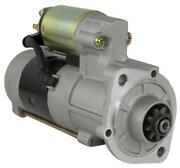 New Starter Fits For Kubota Tractor M6040dt/dth/hdnb M7040dt/dth 1g772-63011