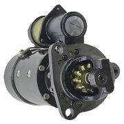 New 12 Volt 11t Starter Fits Volvo Truck Acl42/acl64 Series 1994-2002 10461214