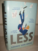 Less Andrew Sean Greer Signed 1st Edition Pulitzer Prize First Printing Novel