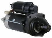 New 12v 10t 4.2kw Cw Starter Motor Fits Case Tractor 195 210 11.130.999