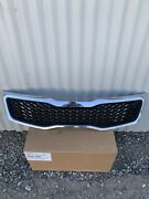 2011 2012 2013 Kia Optima Front Upper Grille Grill Oem 86350-2t000