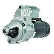 New 9 Tooth 12v Starter Fits Ruggerini Industrial Engines Rp170 1983-97 Sr5033x