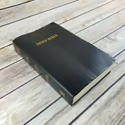 Holy Bible New King James Version Red Letter Dictionary Concordance Nelson 1982