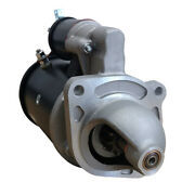 New Starter Fits Ford Tractor 7810 8000 8210 8530 8600 26339a 26339b 26339d