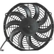 Cooling Fan Assembly Fits 12v Arctic Cat 2010-11 550s H1 Efi 05-10 4x4 Automatic