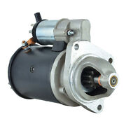 New 12v Starter Fits Leyland Nuffield Tractor Model 344 384 465 1970-1972 26304