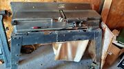 Sears Craftsman 6 1/8-in Jointer-planer 113.206801 113.206931 W/ Legs And Motor