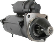 New Starter Motor Fits Case Tractor Farmall 65c 70 75c 75n 80 87398251 82036365