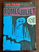Romeo And Juliet No Fear Shakespeare Graphic Novels Used In Good Condition