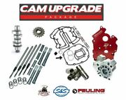 Complete Feuling 472 Reaper Chain Drive Cam Chest Package For Oc M8 Models