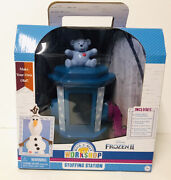 New Frozen Ii Olaf Build-a-bear Workshop Stuffing Station Plush Babw Toy Gift