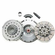 South Bend Stage 2 Ceramic Clutch Kit For 2003-07 Ford 6.0l Powerstroke 6 Speed