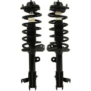 Loaded Strut For 2008-2010 Honda Odyssey 2pc Front Driver And Passenger Side