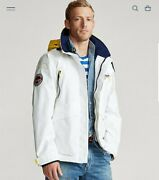 Polo Polo Sport 12m Reflector Yacht Challenge Jacket Menand039s Size M