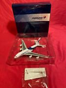 Malaysia Airlines A380-800 Scale 1400 Die Cast Plane Collectible Model