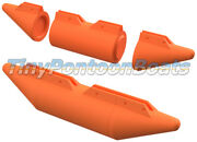 7and0391 Long 17 Diameter Robot Floats Remote Control Plastic Floats Automated Boat