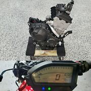12-16 Honda Cbr1000rr Cbr 1000 Engine Motor 14k Mi Good 2014 2012 13 14 15