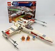 Lego Star Wars - X-wing Starfighter 9493 - Complete W/instructions