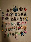 Dc Universe Batman Family Figures Lot 43 Loose - Rogues, Beyond, Animated And More