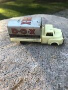 Vintage Toy Advertising Truck D.o.x. Dixie-ohio-express Japan Fast Ship