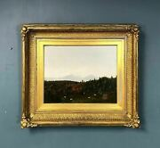 19th Century New England Landscape Painting
