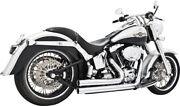 Freedom Performance Independence Shorty Exhaust For Harley Davidson 1986-2013 S
