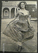 Claudia Cardinale Once Upon A Time In The West Rare 11x14 On The Set Photo