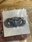 Military Us Air Force Insignia Badge Qualification Basic Security Police Full Si