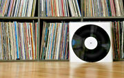 17 Vintage Vinyl Records Mixed Artists, Genres, Years Each Sold Separately