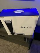Sony Playstation 5 Standard Edition 825gb Video Game Console - White Best Buy