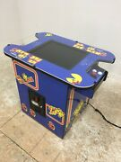 New Ms. Pacman Cocktail Arcade Machine Upgraded