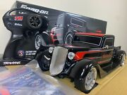 Traxxas Snap-on Limited Edition Factory Five 35 Hot Rod Truck W/ Battery Led