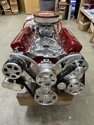 383 Stroker Crate Engine Cvf A/c 535hp Roller Turnkey Chevy Free Th350 Trans