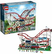 Lego Creator Expert 10261 Roller Coaster 4124 Pieces Brand New With Box
