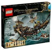Lego 71042 Silent Mary, Pirates Of The Caribbean, Brand New Retired Set