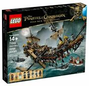 Lego 71042 Silent Mary Pirates Of The Caribbean Brand New Retired Set