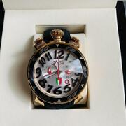 Gaga Milano Limited To 299 48mm Watch Worldwide 38/29