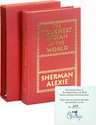 Sherman Alexie-the Toughest Indian In The World-2000-1st Ed-1/250 Signed Ltd-f/f