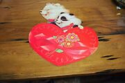 Vintage Holiday Wall Decorations – Valentine - The Personality Bears