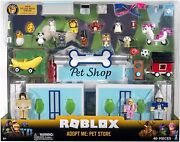 Roblox Celebrity Collection - Adopt Me Pet Store Deluxe Playset 40 Pieces Wow