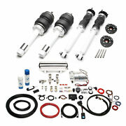 Ta Technix Airride Complete Set With Air-management + Luftkit 11.5l For Bmw 5er