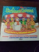 A Christmas Carousel - Songs And Stories By Childrens Bible Hour Vinyl 1978