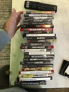 Ps3 Console And Games Lot Bundle
