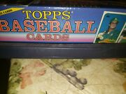 1989 Tops Baseball Cards Complete Set W Rookies Factory Sealed 792 Cards - New